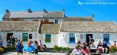 Kilmurvey Craft Village on Inis Mór, Aran Islands, Co.Galway