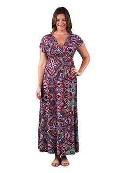 kmart long dresses designs