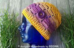 Beanies, Crochet Hats, Handmade, Fashion, Knitting Hats, Moda, Hand Made, Beanie Hats, Fashion Styles