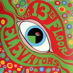 13th Floor Elevators - The Psychedelic Sounds of the 13th Floor Elevators LP