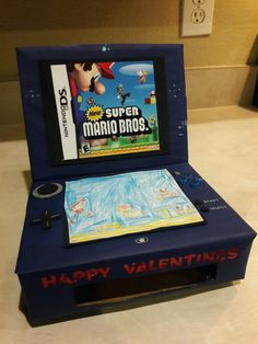 Fortnite Valentines Box For School Party My Kids Stuff In 2019