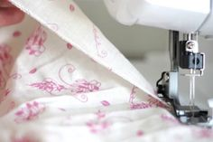 Narrow + Rolled Hems with a Serger « Sew,Mama,Sew! Blog