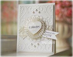 Ewen Style: June 5, 2013  Wedding card