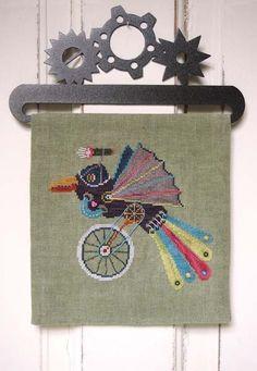 9145 Steam Punk Sparrow