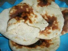 YUMMY TUMMY: Butter Naan made in Oven