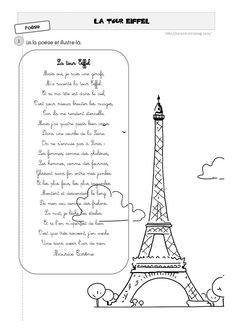 Poésies sur Paris