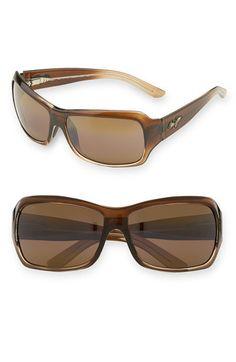 Maui Jim- Palms-My favorite sun glasses. I prefer a real pairl over deisgner.