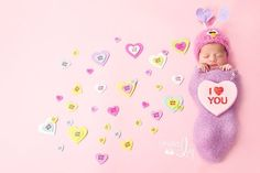 :) Photography Mini Sessions, Newborn Baby Photography, Newborn Session, Love Photography, Newborn Photos, Baby Photos, Valentine Mini Session, Valentine Picture, Valentines Day Baby