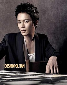 """10 More K-Drama Actors Over 35 You'd Still Call """"Oppa""""                        Ji Sung"""