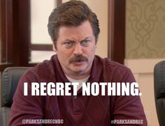 Ron Swanson | Parks and Rec | #ParksandRec