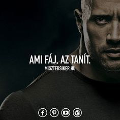 Fact Quotes, Life Quotes, Quotations, Qoutes, Alone Life, Dont Break My Heart, Sport Motivation, Dwayne Johnson, English Quotes