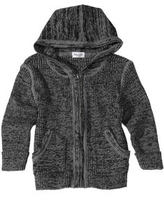 Back-to-school essential 	Lofty, comfy, stylish hooded jacket 	Unique slub fabric blend 	Perfect for the colder season ahead