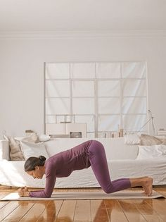 Second Trimester - Pilates Mama Slideshow - Fit Pregnancy - Page 3