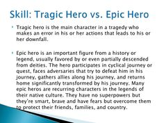 since the start of the war there has been  modern tragic hero examples movies google search