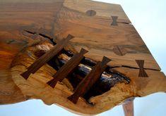 Meet the Designer: Richard Patterson's Signature Wood Furniture