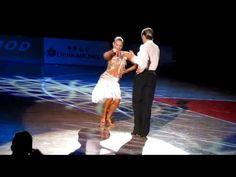 Yulia & Riccardo Rumba - YouTube