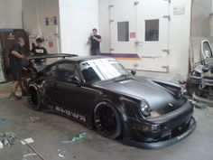 RWB964 First RUF BTR3