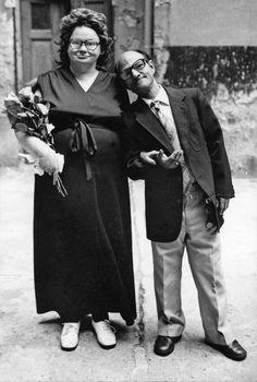 Ulla & Horst, 1982 - by Gundula Schulze-Eldowy (1954), German