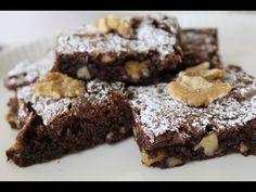 Como Fazer Brownies - YouTube