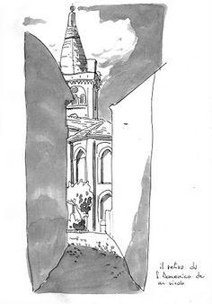 Urban Sketchers Italy: 33 sketchcrawl a Bologna