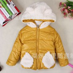 Aliexpress.com : Buy 2013 winter female child fashion wincey with a hood outerwear top fur hat wadded jacket down jackets SCG 3063 from Reliable girls winter coat suppliers on Sunlun Wholesale And Retail Center $15.92