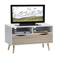 "Urban Designs Genoa TV Stand for TVs up to 54"" & Reviews 
