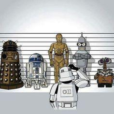 Todavía no puedo encontrar los droides que está buscando