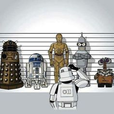 Still can't find the droids he's looking for