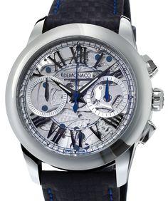Ateliers DeMonaco Admiral Chronographe Flyback Armure Watch