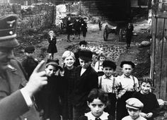 Children of the Lublin Ghetto, December 1940 Once Upon a Time in War: Photo