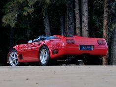 Callaway C4 Twin Turbo Corvette ZR1 Super Speedster