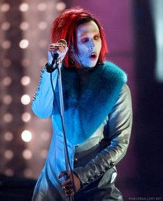 Vintage Marilyn Manson : Photo