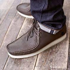 Doom x Clarks Originals Wallabee Clarks Shoes Mens, Men's Clarks, Mens Fashion Blog, Mens Fashion Shoes, Guy Fashion, Boat Shoes, Men's Shoes, Dress Shoes, Shoe Boots