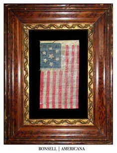 7 Star Antique Parade Flag