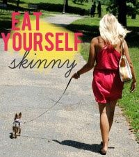 Eat yourself SKINNY! <--- EAT CLEAN
