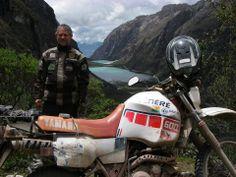 #Yamaha #XT 600Z #Tenere de Rigon Hoch