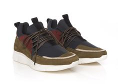 Sneakers Runyon par Android Homme #androidhomme #sneakers #runyon