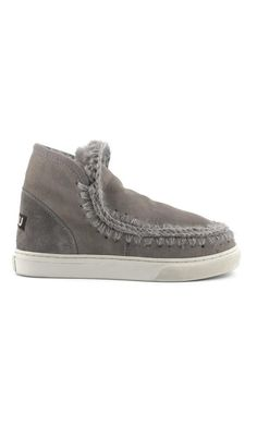 buy popular cb651 d8ebe Mou Mini Eskimo Sneaker Rock  womenstyle  fashion  trending  rtw2018   musthave