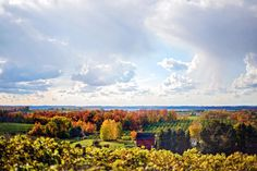 Fall Scenery on Old Mission Peninsula Photo by Ashley Clark -- National Geographic Your Shot