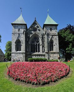 Stavanger, Domkirk, Norway