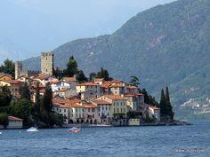 Summer at Lake Como, Italy.