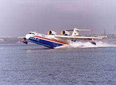 Beriev Be-200 Seaplane