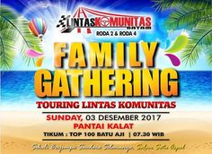 20+ Latest Spanduk Family Gathering Pantai