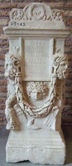 Sanctuary of Jupiter Heliopolitanus, Zeus Hadados - from II century CE, now Janiculum Hill at Roma