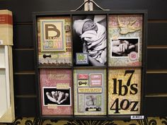 Oh so cute! Can you imagine this in a baby room?