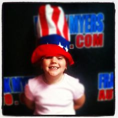 The Uncle Frank Fanatics start at a young age. #everybodyrides http://www.frankmyersauto.com/testimonials/