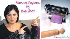 Alternativa alla Big Shot | Esperimento Nonna Papera | tutorial nozze  N...