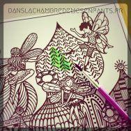 Livre jeunesse - La peinture magique - Les palais des fées - Editions Usborne - enfants - kids - book - activité manuelle créative - fairy - pratique