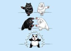 팬더 탄생의 비밀