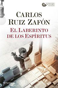 Ruiz Zafón regresa con <em>El laberinto de los espíritus</em>